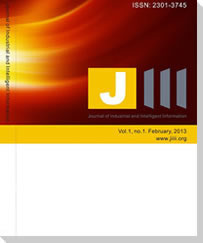 Journal of Industrial and Intelligent Information